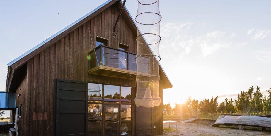 KROONIKA KODU-ERI: külalistemaja, mis on inspireeritud merest ja imelistest vaadetest